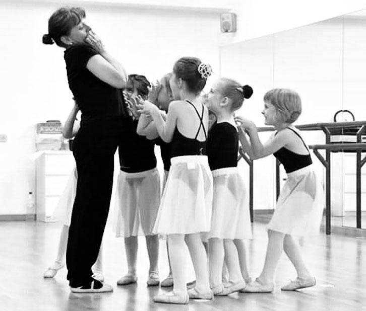 dansa creativa infantil