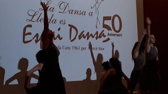Dansa solidària centre cívic balàfia de lleida