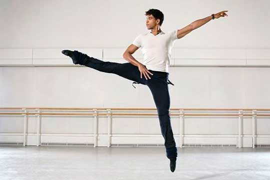 Carlos Acosta, ballarí cubà